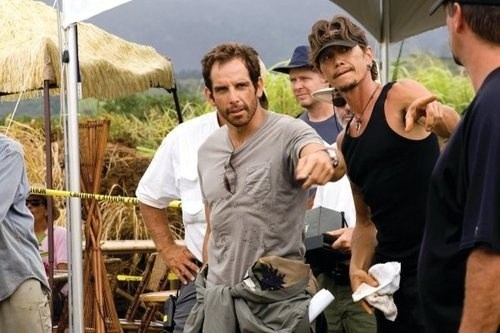 Tropic Thunder Behind the Scenes Photos & Tech Specs