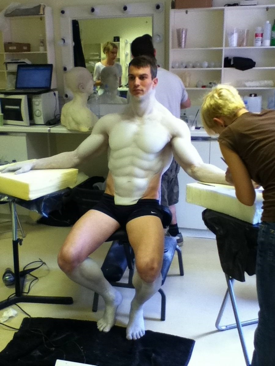 Prometheus (2012) Behind the Scenes