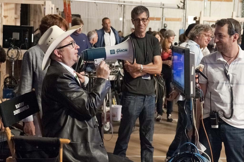 Men in Black 3 Behind the Scenes Photos & Tech Specs