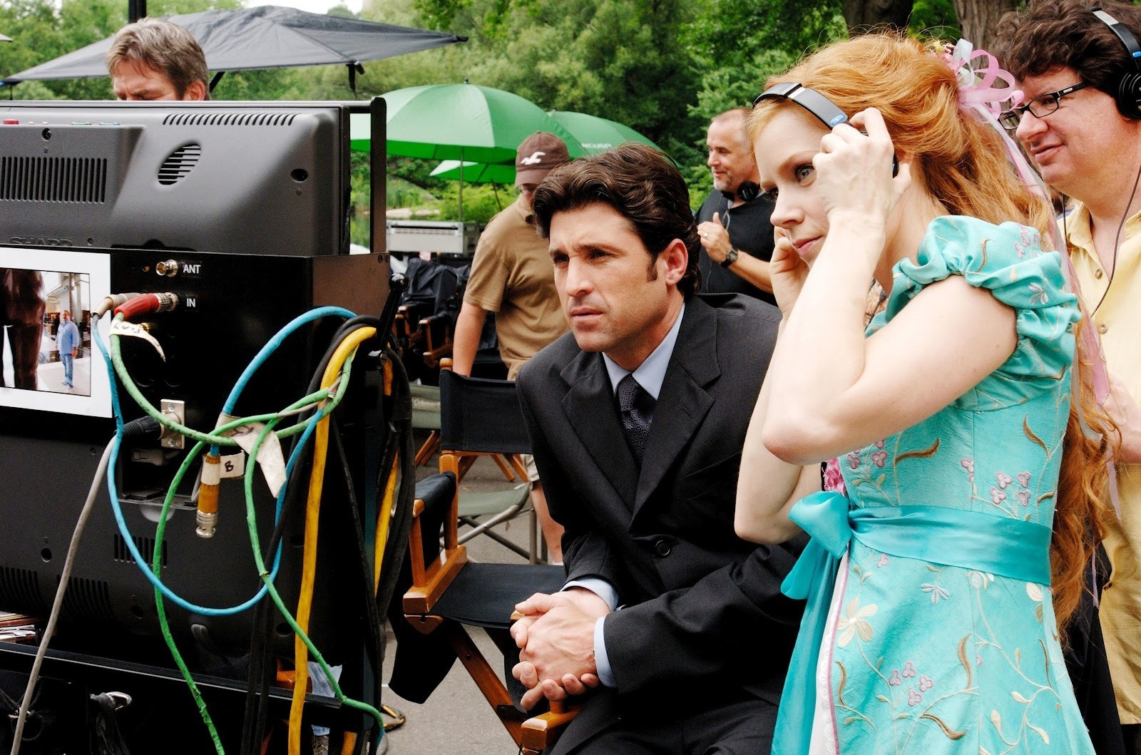 Enchanted (2007) Behind the Scenes