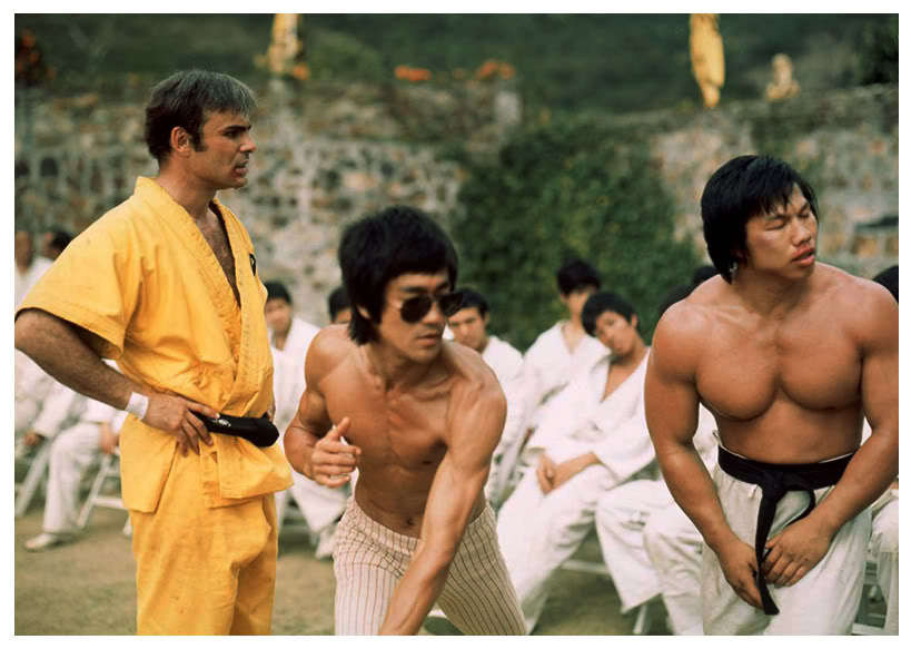 John , Lee & Bolo : Enter the Dragon (1973) Behind the Scenes