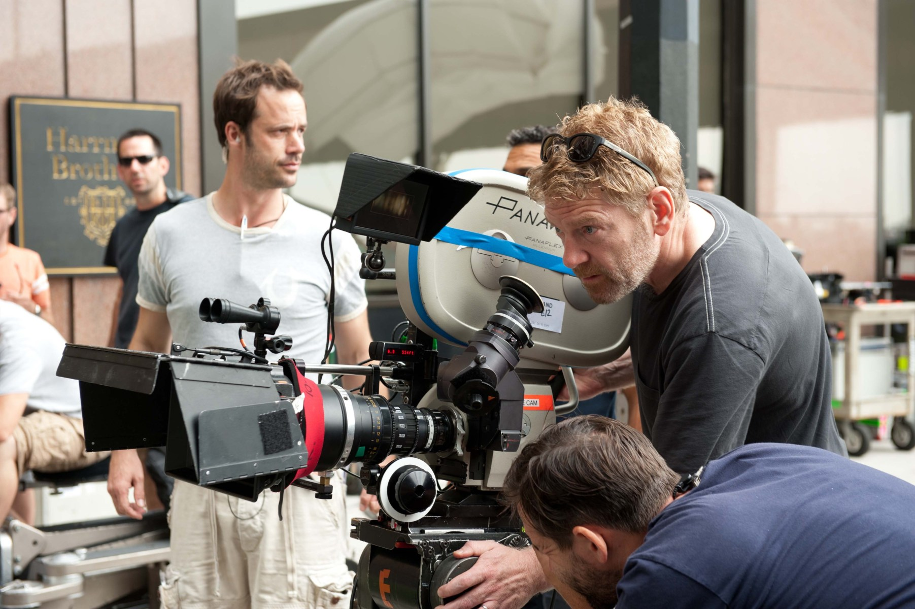 Filming Jack Ryan Behind the Scenes