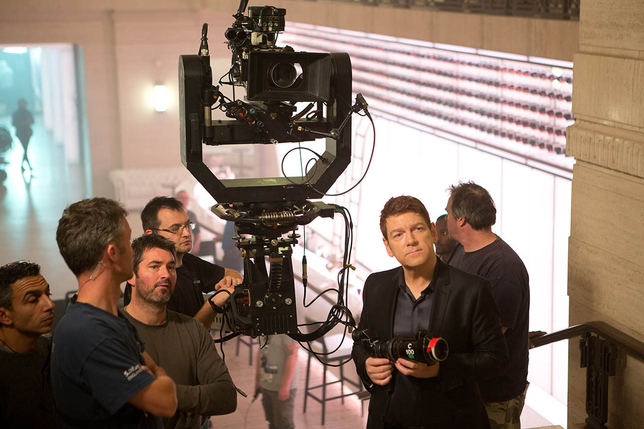 Behind the Scenes of Jack Ryan : Shadow Recruit (2014) Behind the Scenes