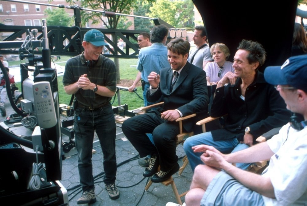 On Location : A Beautiful Mind (2001) Behind the Scenes