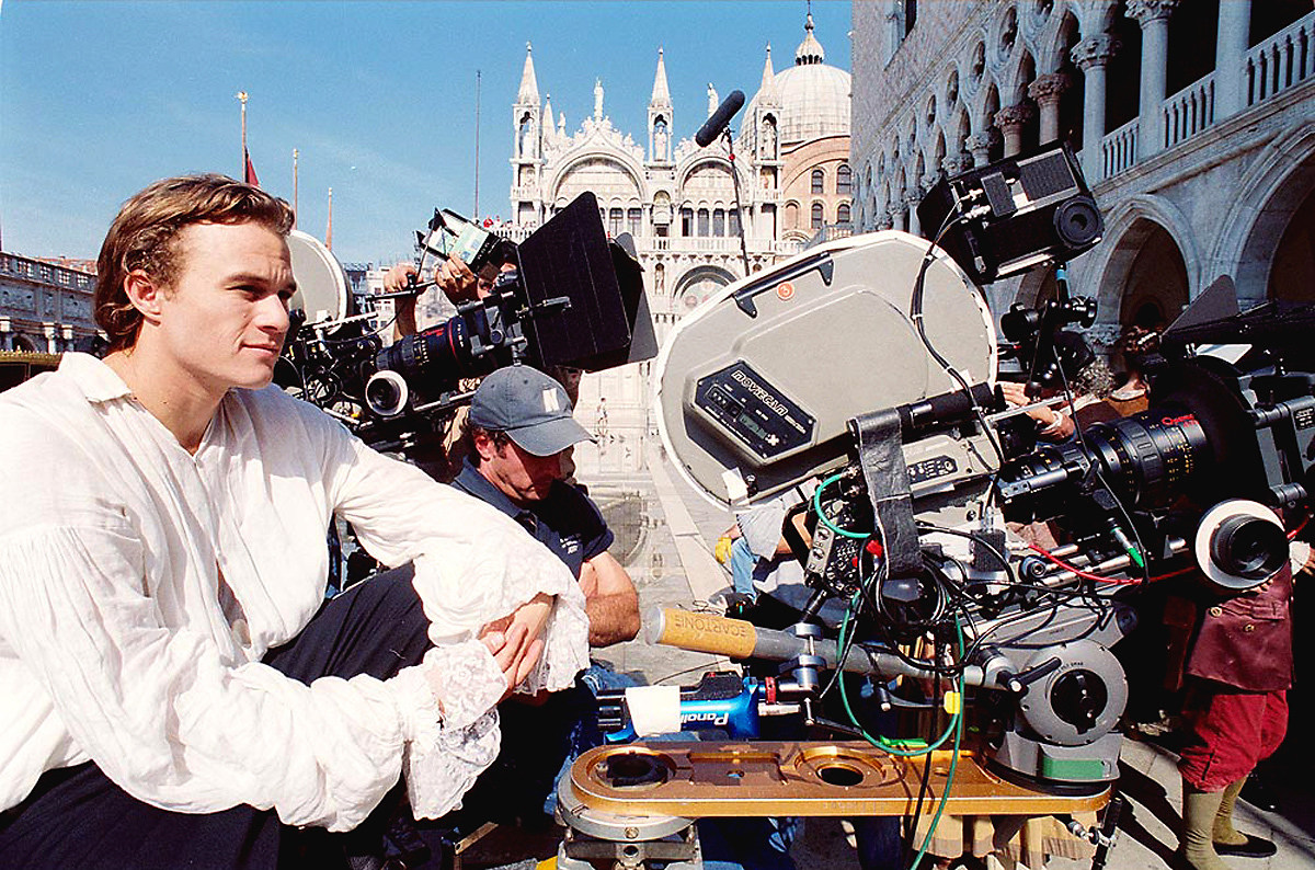 On Set of Casanova (2005) Behind the Scenes