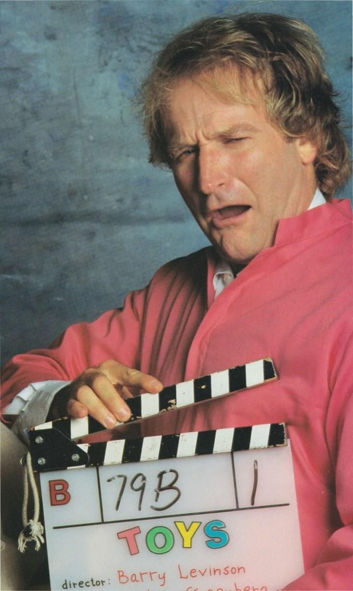 In Loving Memory of Robin Williams Behind the Scenes