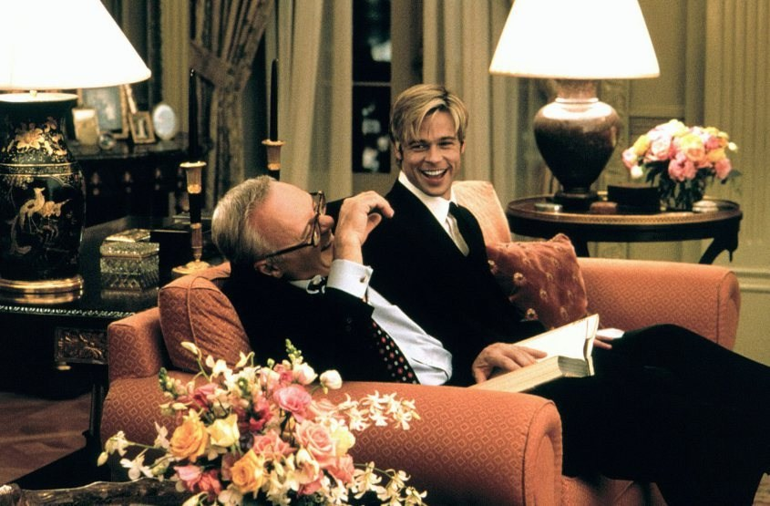 Meet Joe Black Behind the Scenes Photos & Tech Specs
