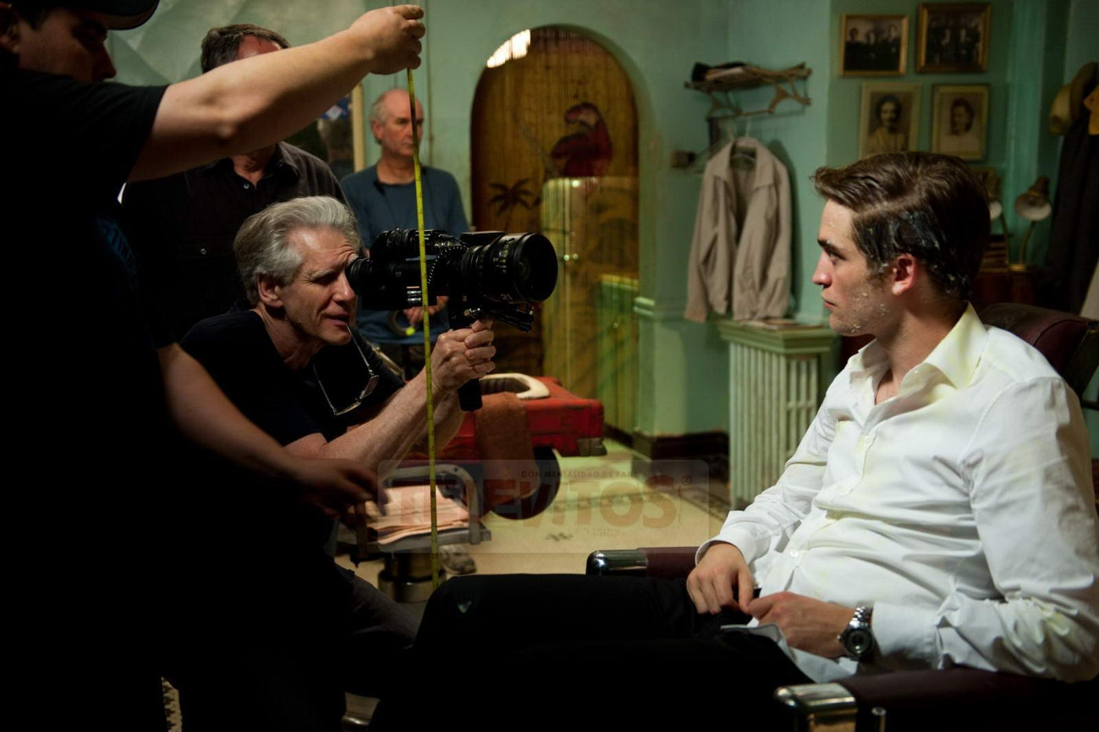 Cosmopolis Behind the Scenes Photos & Tech Specs