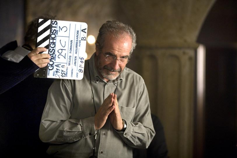 Javier Aguirresarobe on the Set Behind the Scenes
