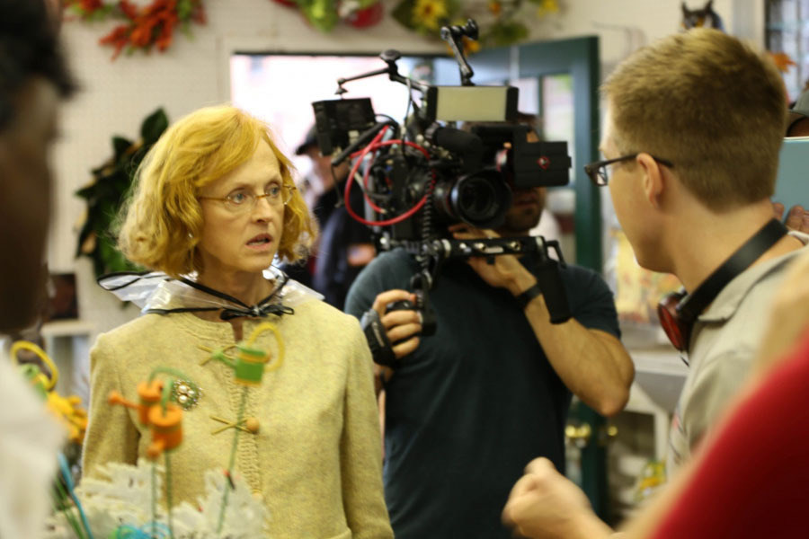 On Location : The Taking of Deborah Logan (2014) Behind the Scenes