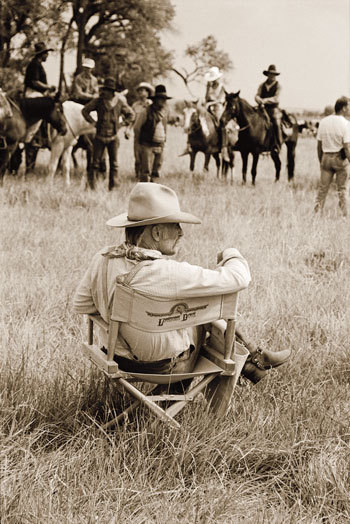 Lonesome Dove Behind the Scenes Photos & Tech Specs