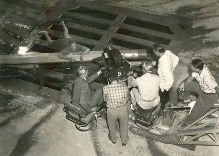 On Location : The Incredible Shrinking Man (1957) Behind the Scenes