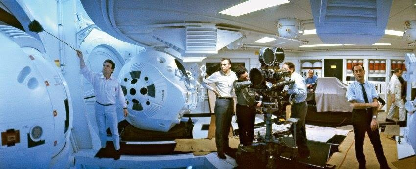 2001: A Space Odyssey (1968) Behind the Scenes