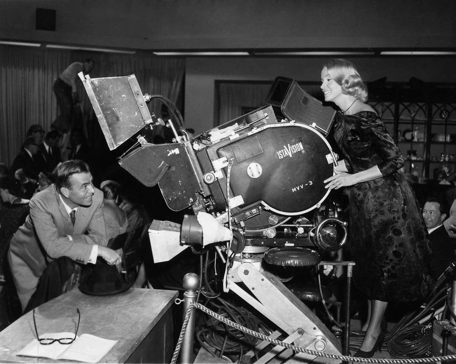 North by Northwest Behind the Scenes Photos & Tech Specs
