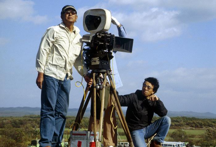 On Location : Kagemusha (1980) Behind the Scenes