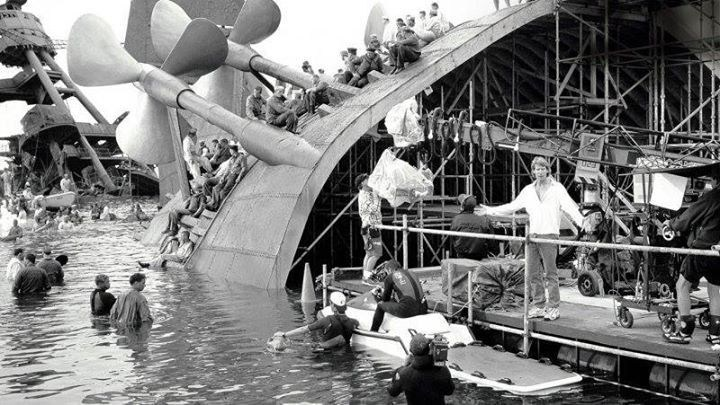 Pearl Harbor Behind the Scenes Photos & Tech Specs