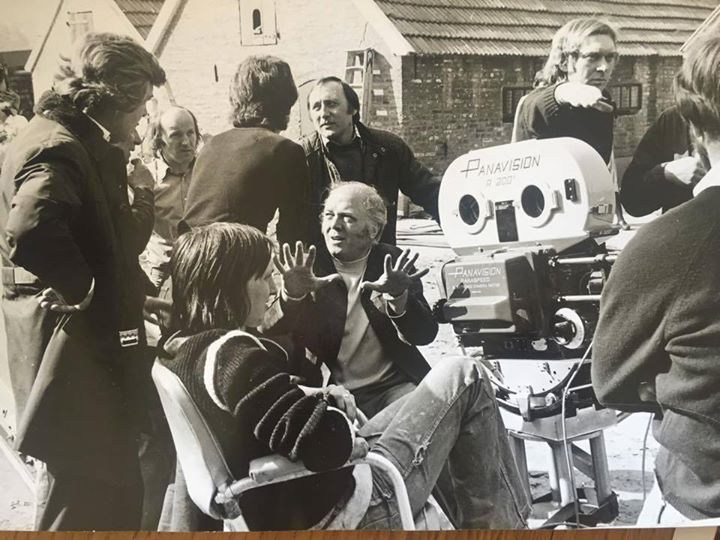 On Set of A Bridge Too Far (1977) Behind the Scenes