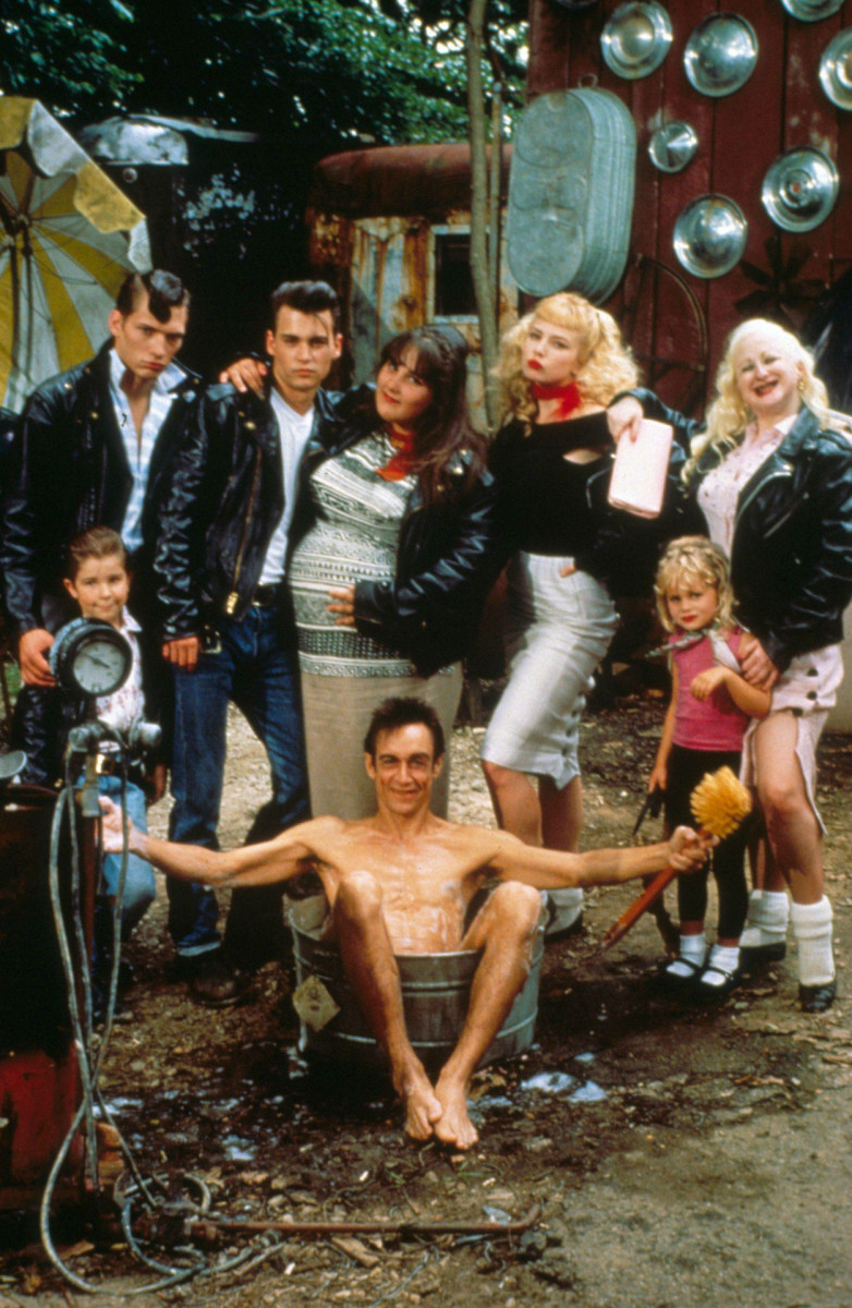 Cry Baby Movie Cast Behind the Scenes