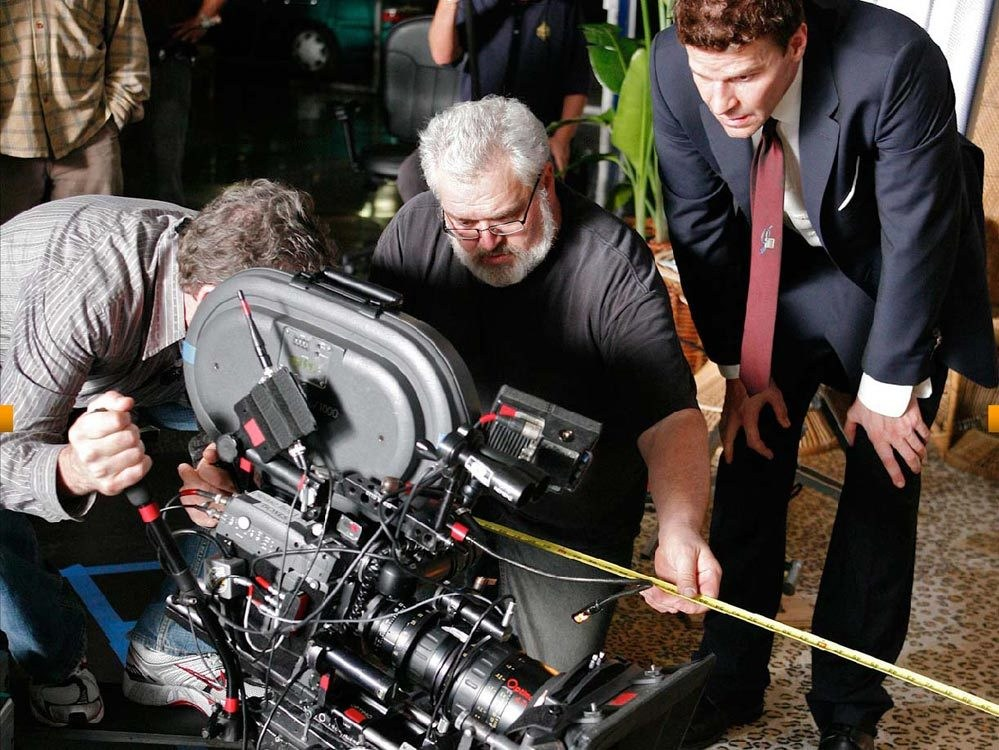 On Location : Bones (2005) Behind the Scenes
