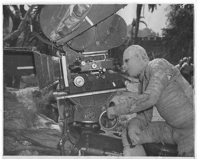 On Location : The Mummy's Curse (1944) Behind the Scenes