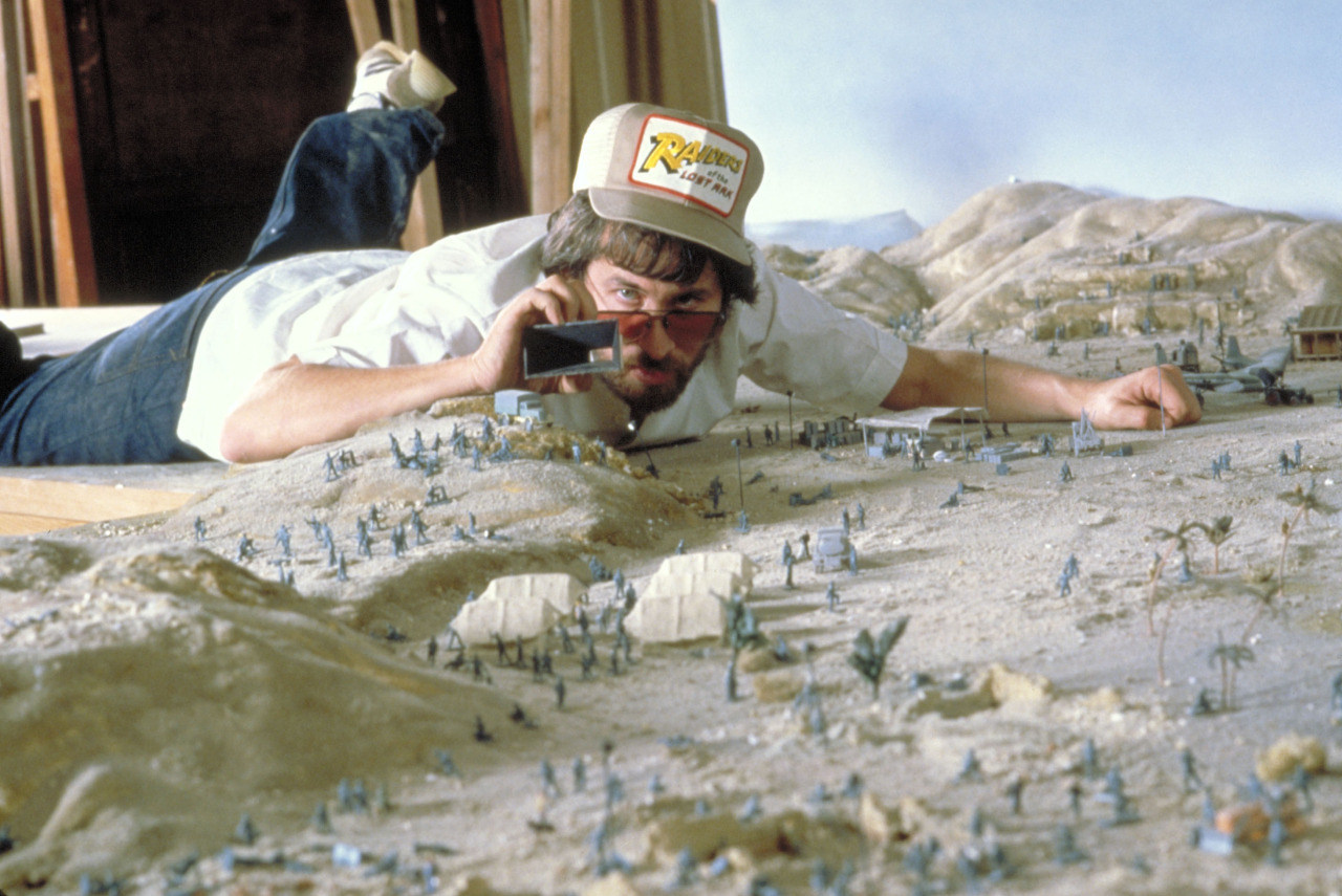 On Set of Raiders of the Lost Ark (1981) Behind the Scenes