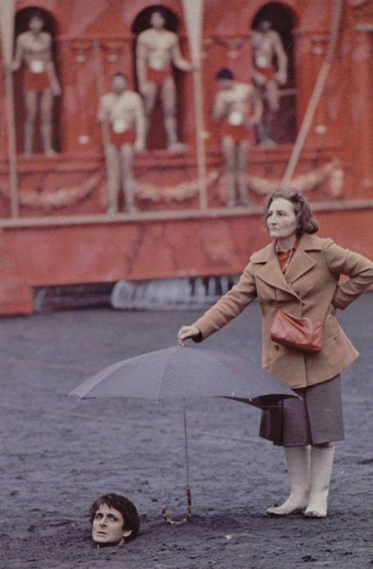 On Set of Caligula (1979) Behind the Scenes