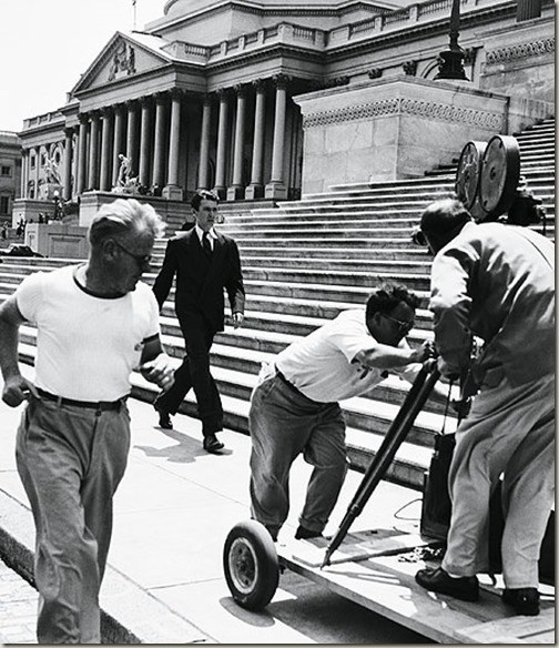 Filming Mr. Smith Goes to Washington (1939) Behind the Scenes