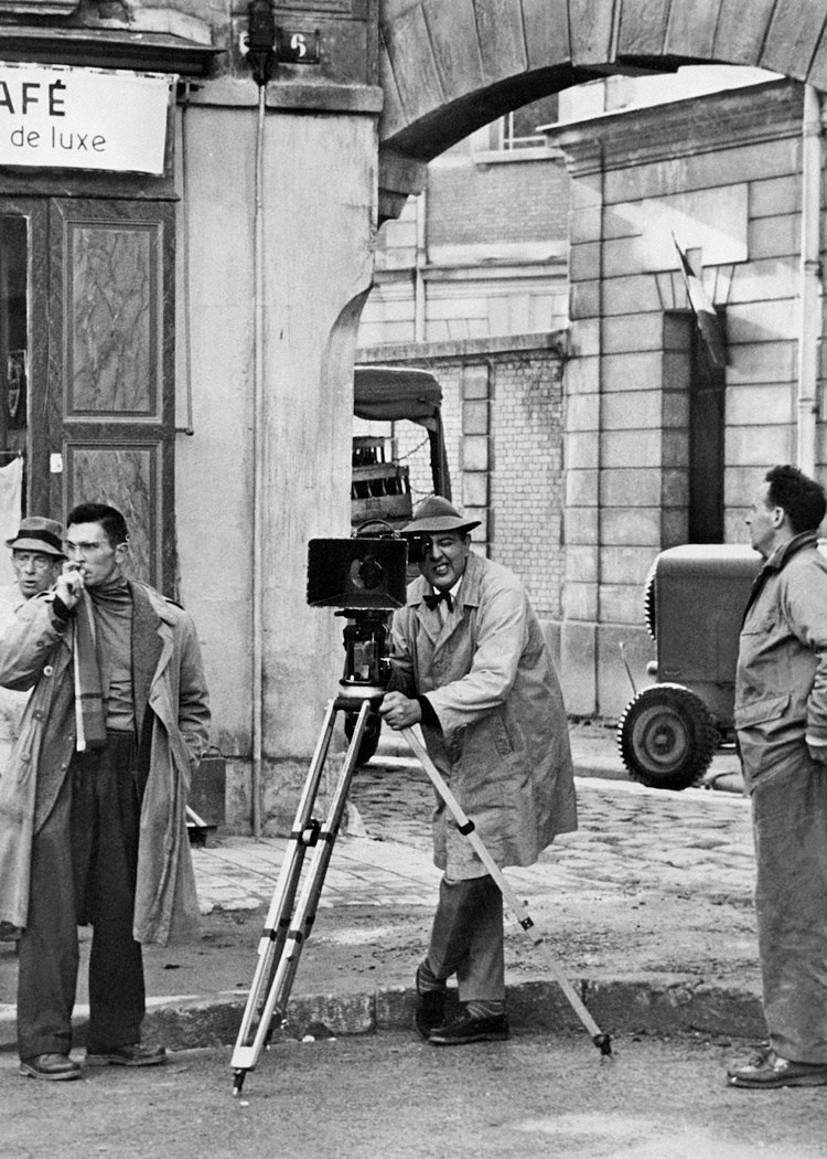 On Location : Mon Oncle (1958) Behind the Scenes