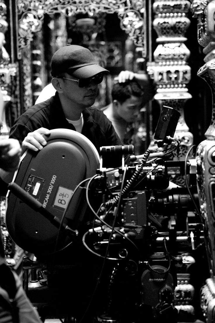 The Grandmaster Behind the Scenes Photos & Tech Specs
