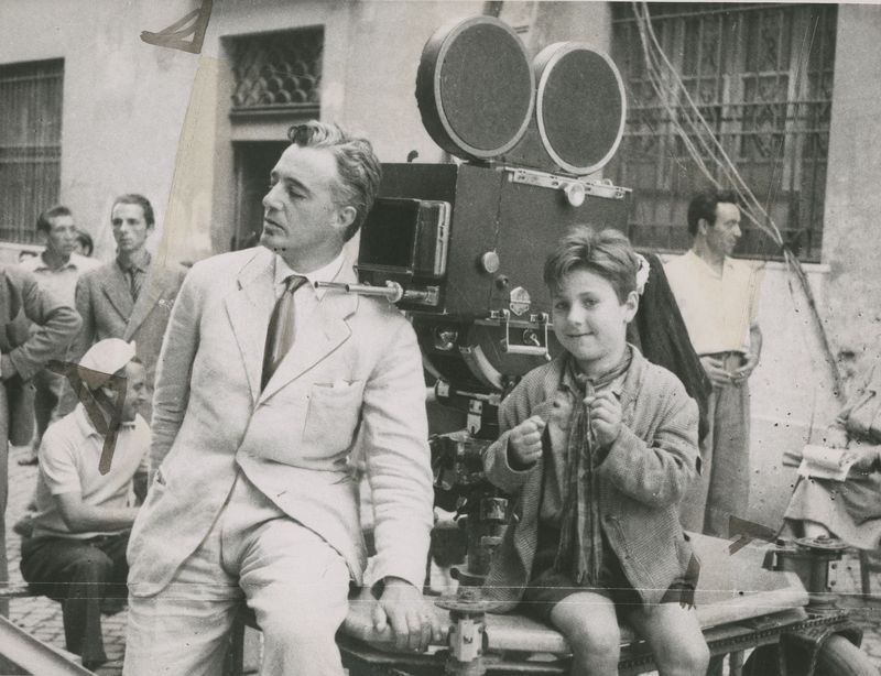Bicycle Thieves Behind the Scenes Photos & Tech Specs