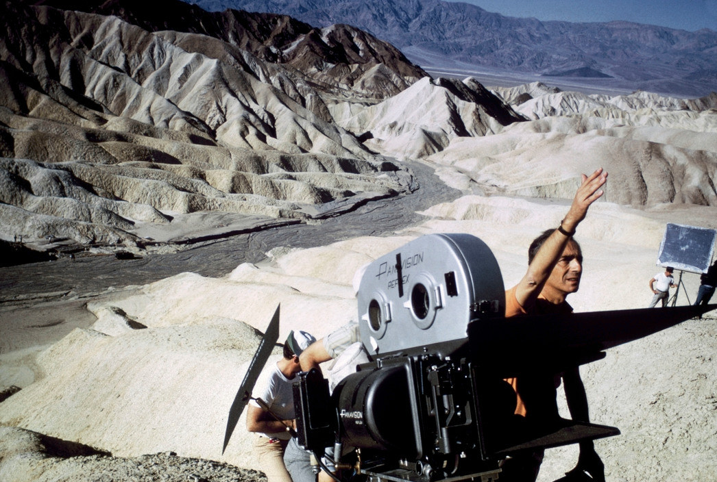 On Location : Zabriskie Point (1970) Behind the Scenes