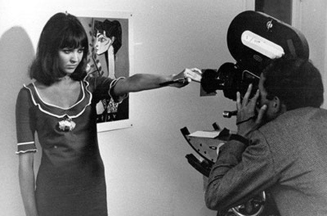 Godard Directs Behind the Scenes