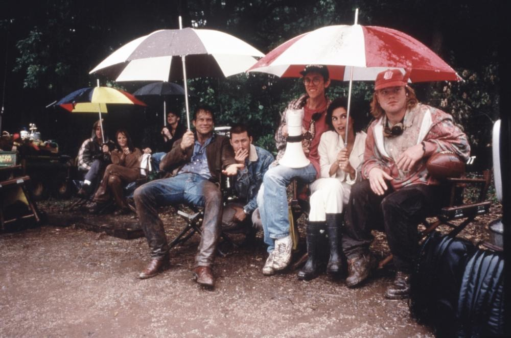On the Set of Twister (1996) Behind the Scenes