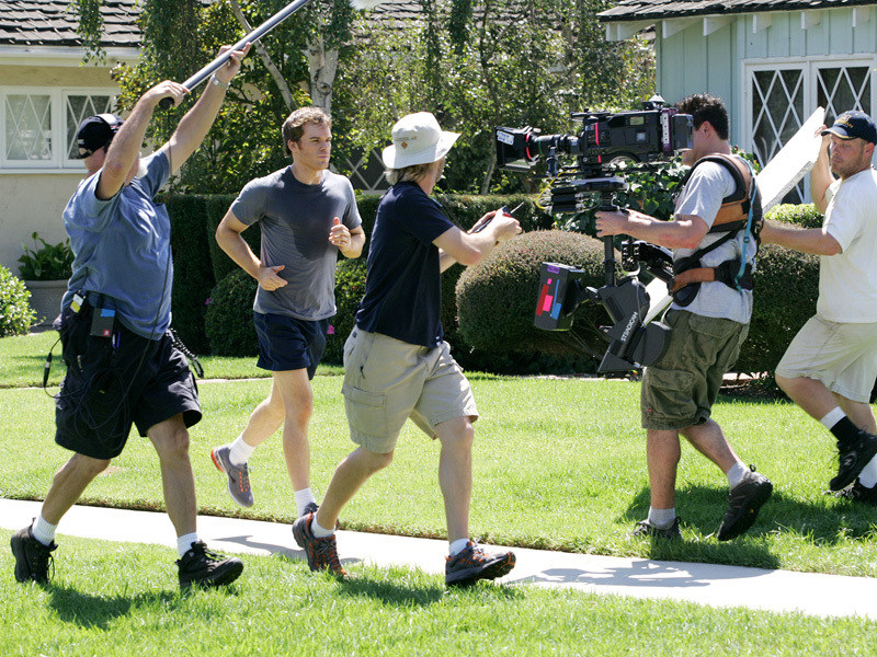 Filming Dexter (2006) Behind the Scenes