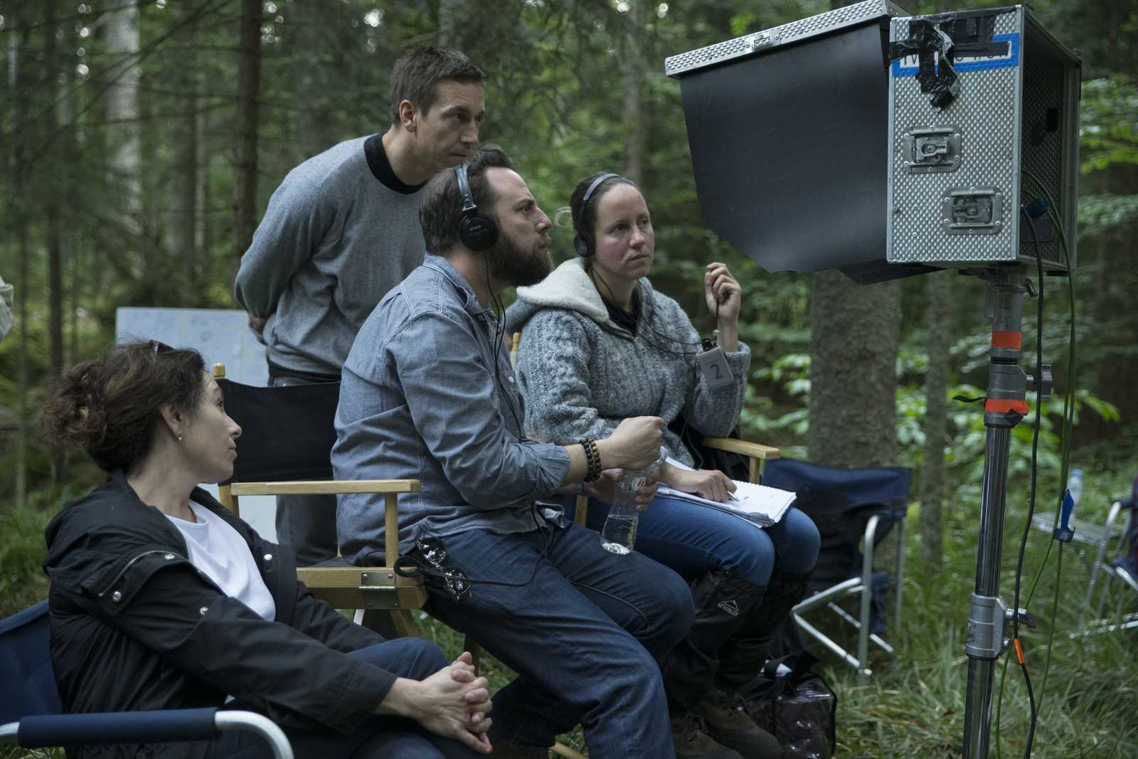 The Forest Behind the Scenes Photos & Tech Specs