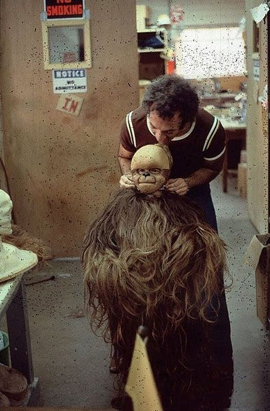 From the Film Star Wars Holiday Special (1978) Behind the Scenes