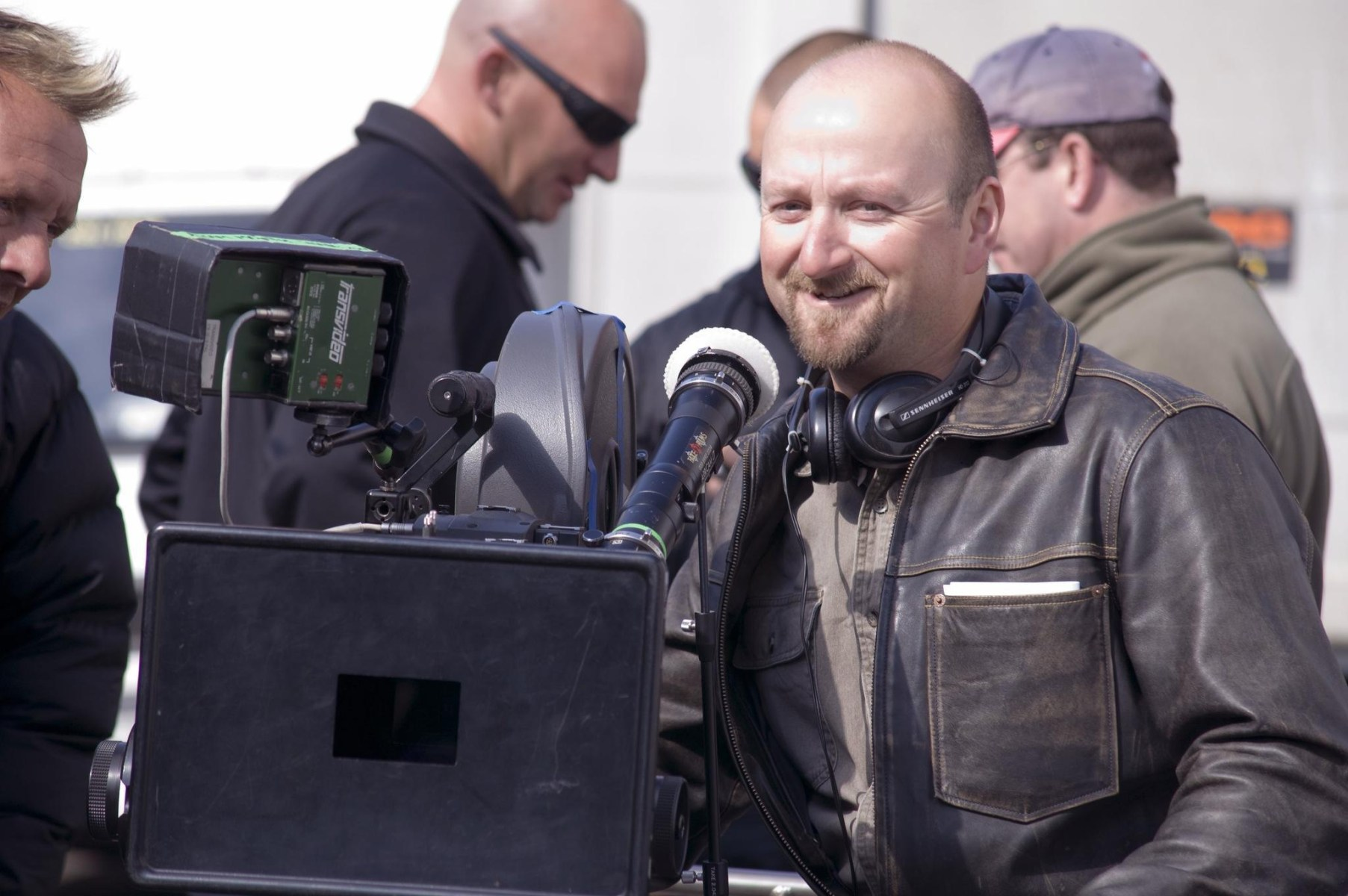 Neil Marshall : Doomsday (2008) Behind the Scenes
