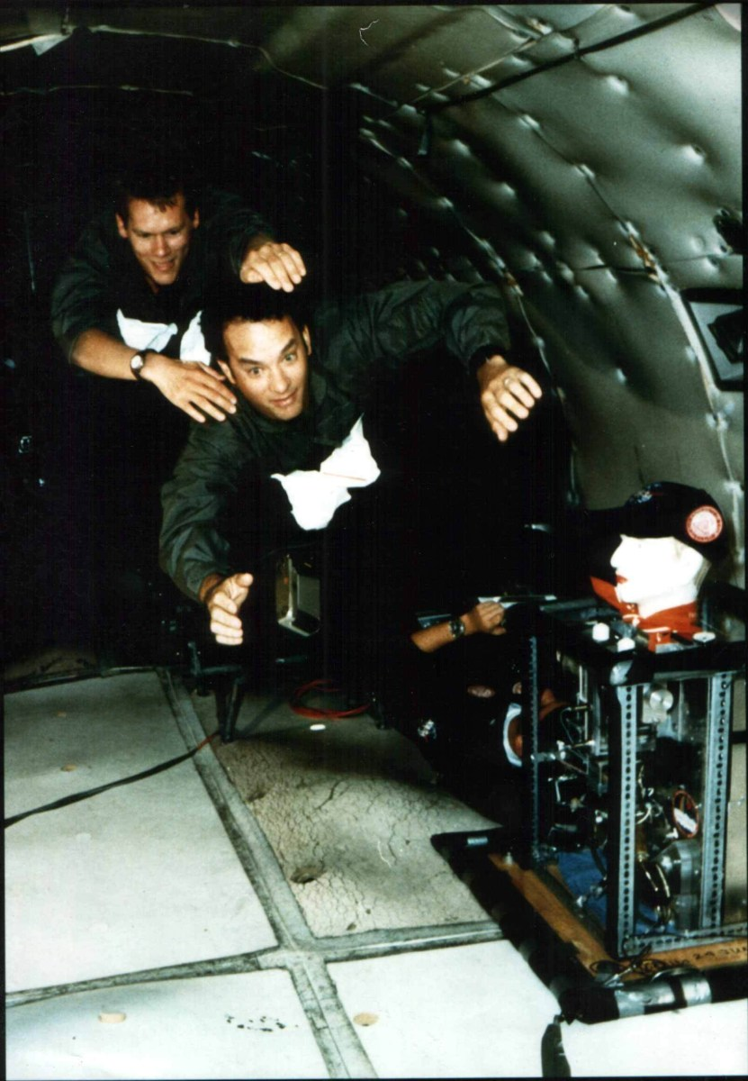 On Set of Apollo 13 (1995) Behind the Scenes