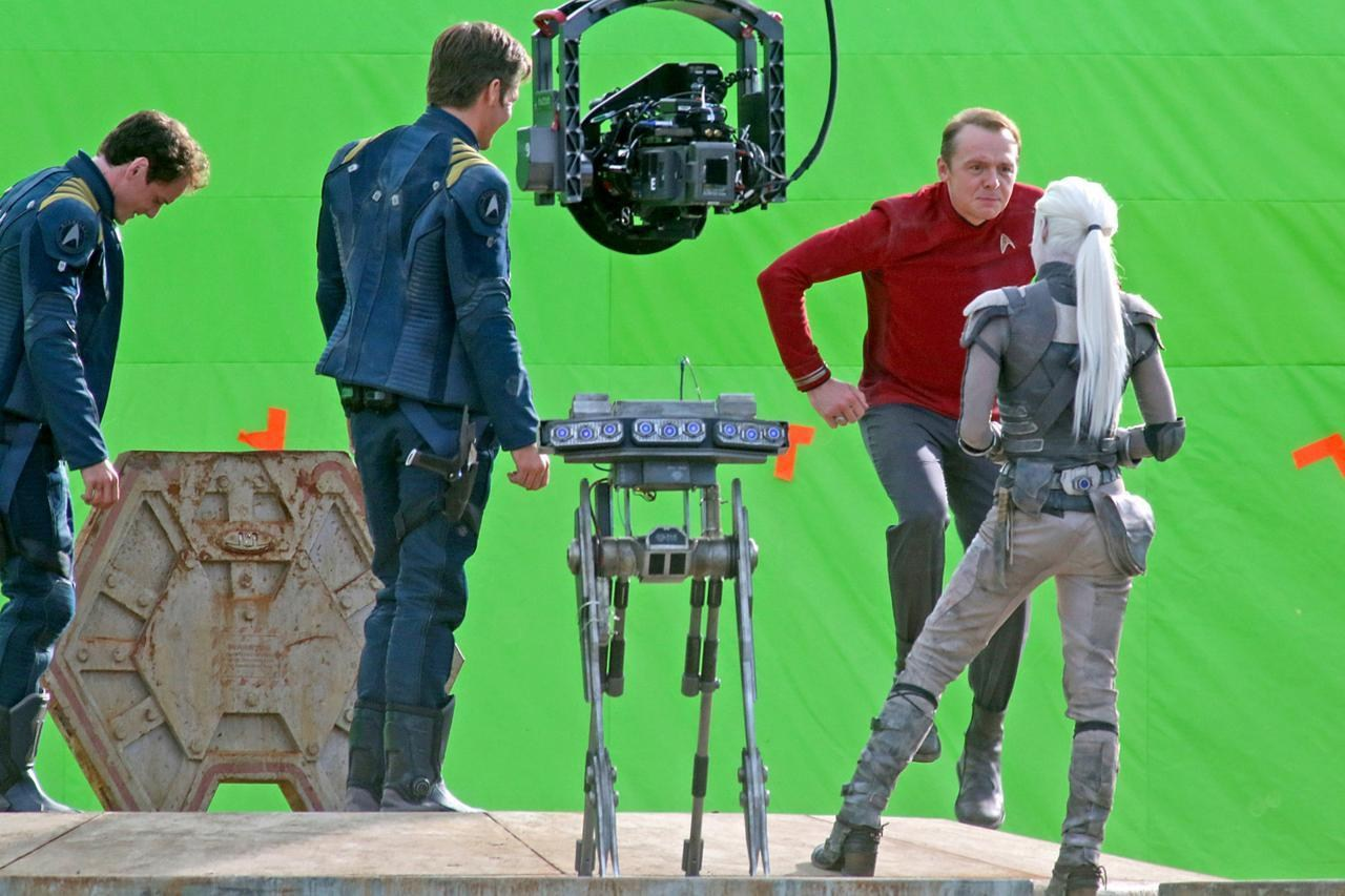 On Location : Star Trek Beyond (2016) Behind the Scenes