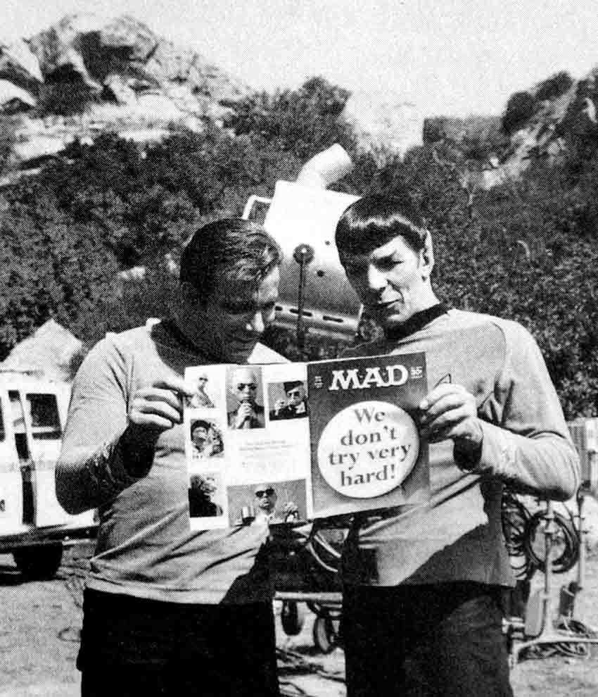 On Location : Star Trek (1966) Behind the Scenes