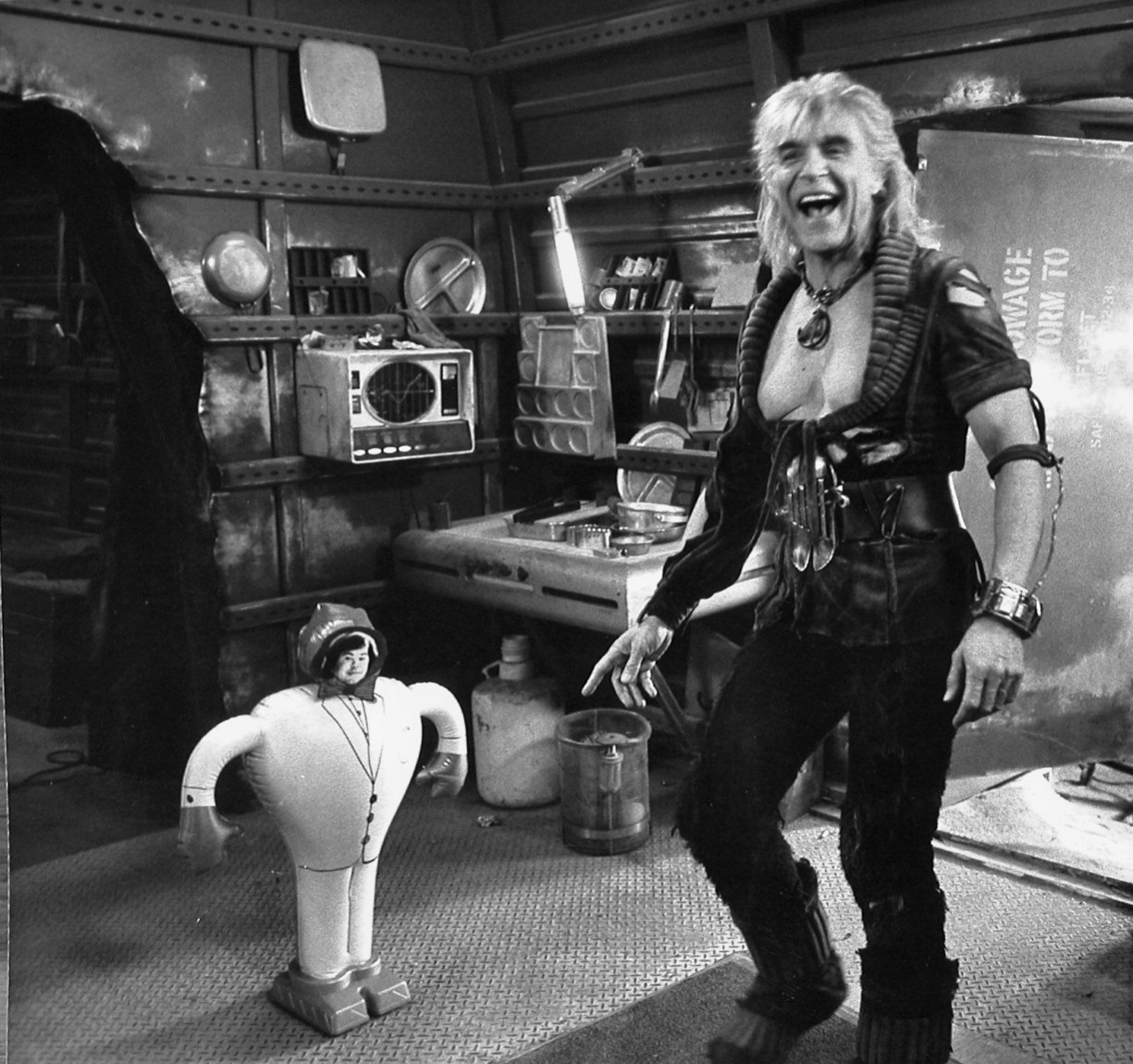 On Set of Star Trek II: The Wrath of Khan (1982) Behind the Scenes