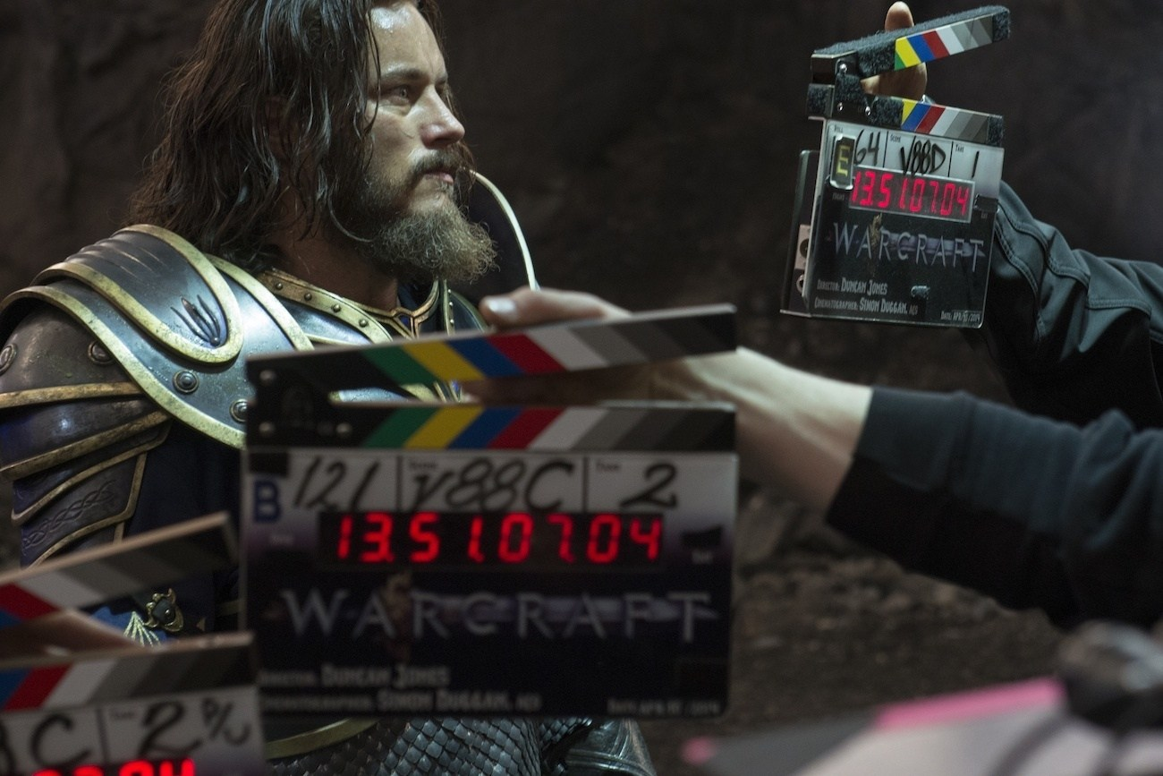On Set of Warcraft (2016) Behind the Scenes