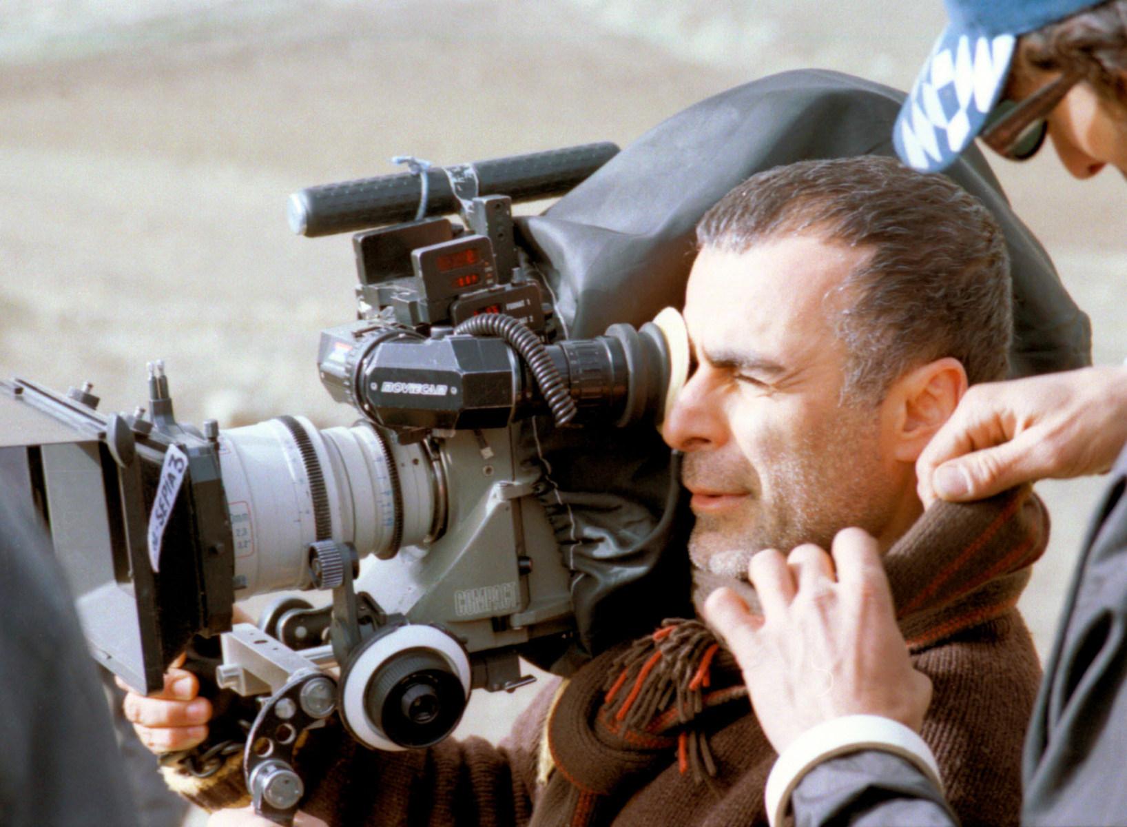 Bahman : Half Moon (Niwemang) 2006 Behind the Scenes
