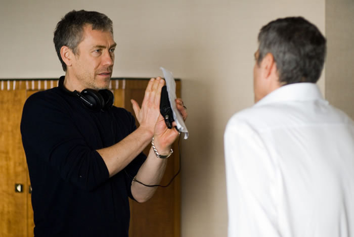 Tony Gilroy Directs Behind the Scenes