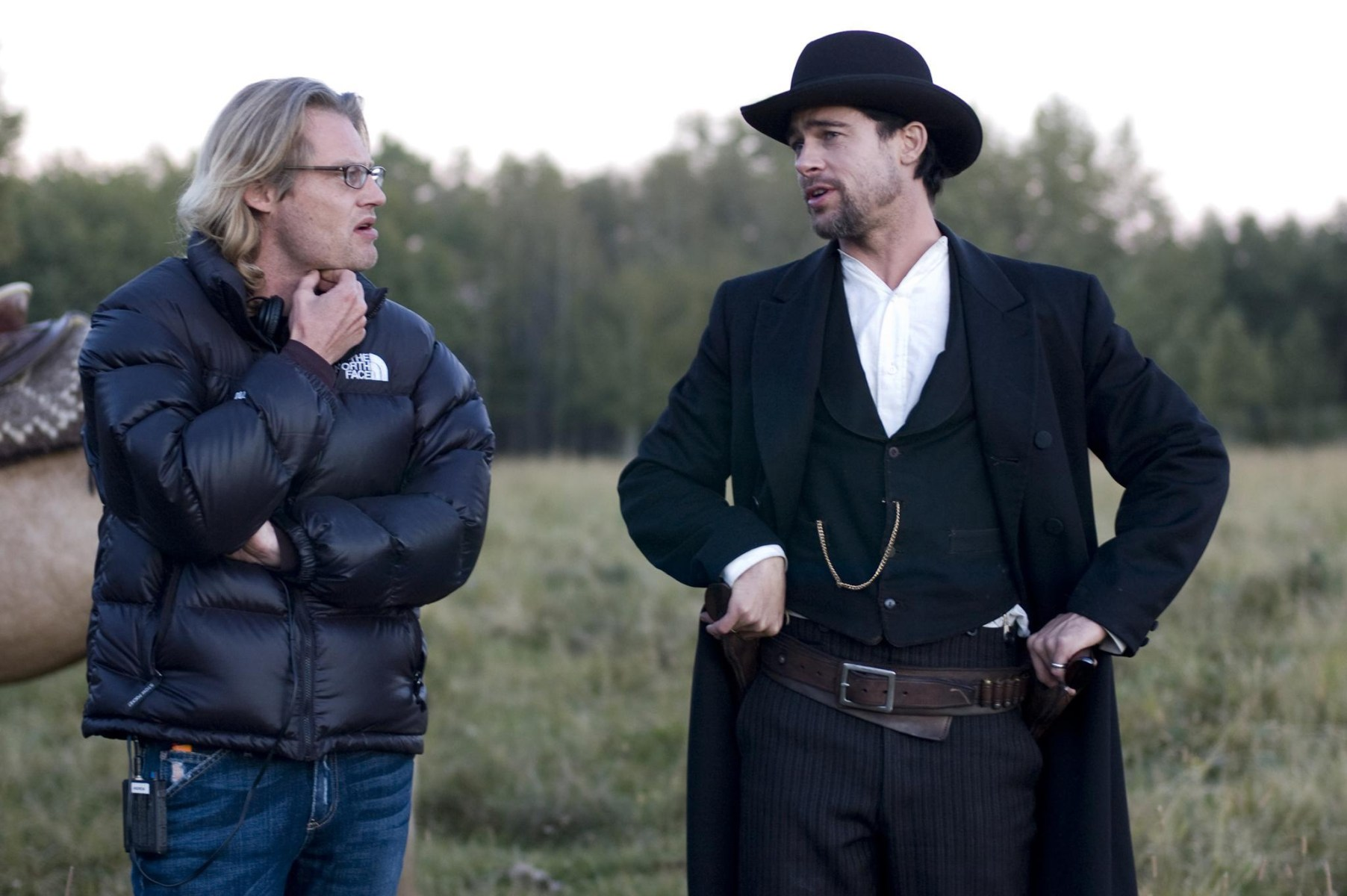 The Assassination of Jesse James by the Coward Robert Ford Behind the Scenes Photos & Tech Specs
