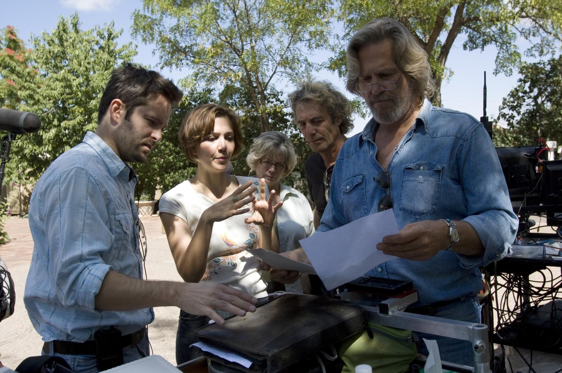 On Set of Crazy Heart (2009) Behind the Scenes