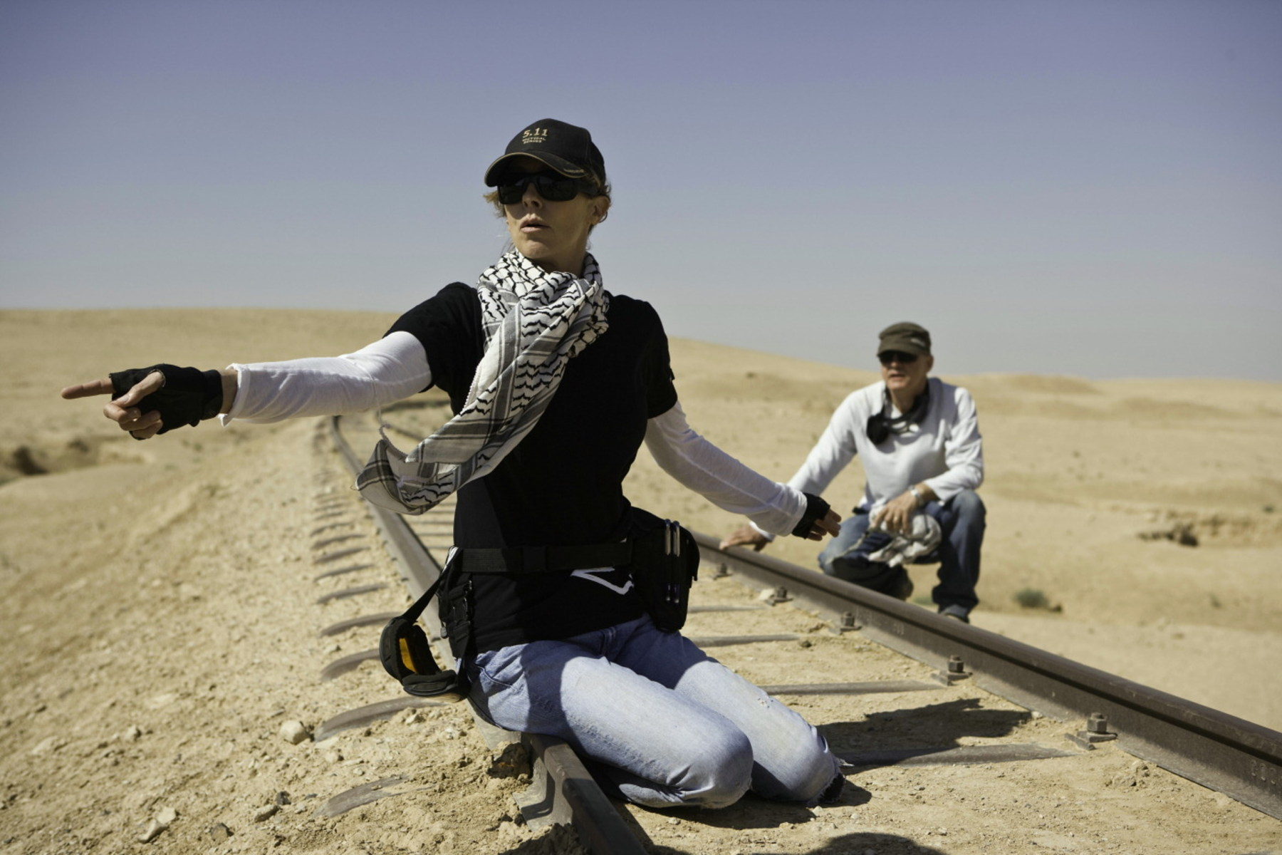 On Location : The Hurt Locker (2008) Behind the Scenes