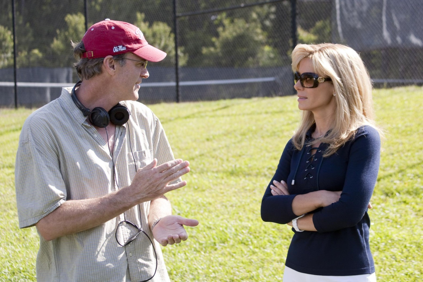 The Blind Side Behind the Scenes Photos & Tech Specs
