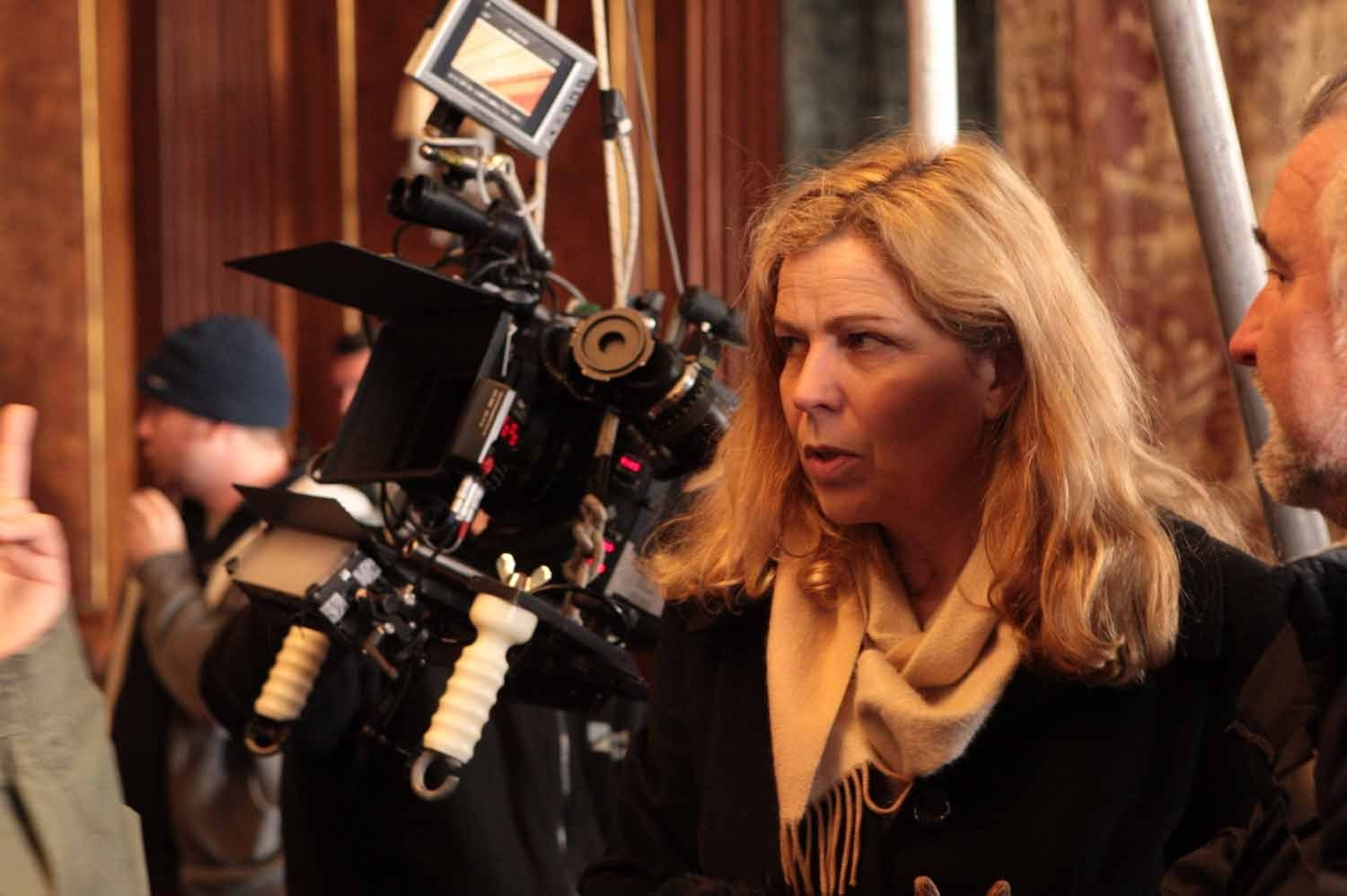 Lone Scherfig: An Education (2009) Behind the Scenes