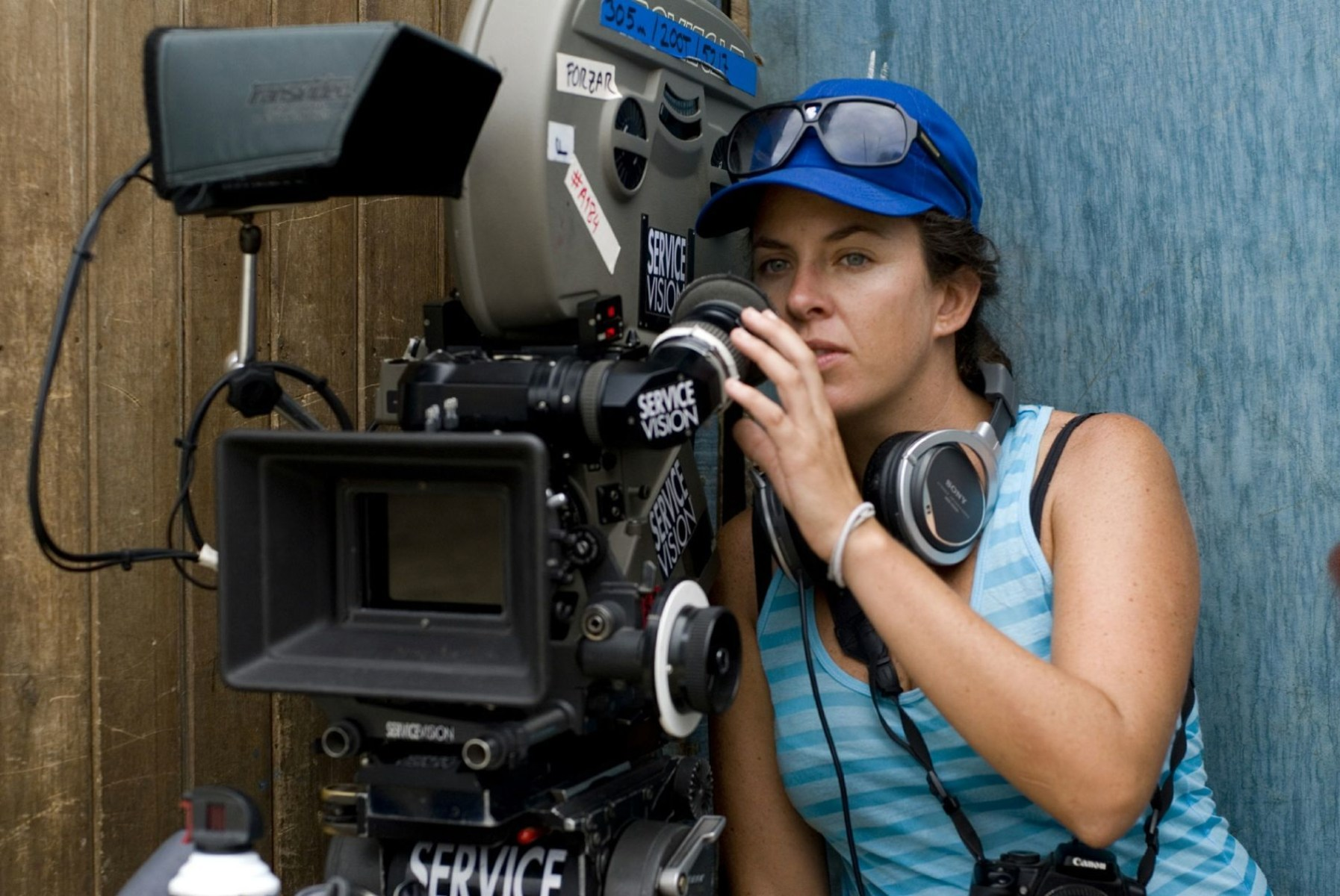 Claudia Llosa Directs Behind the Scenes